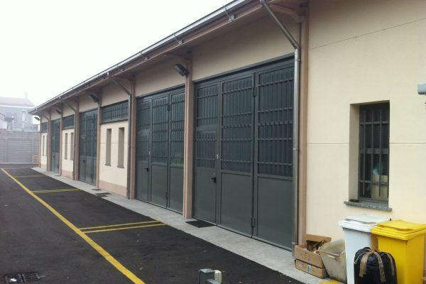 Rozzano (MI) capannone in affitto di 84 Mq.