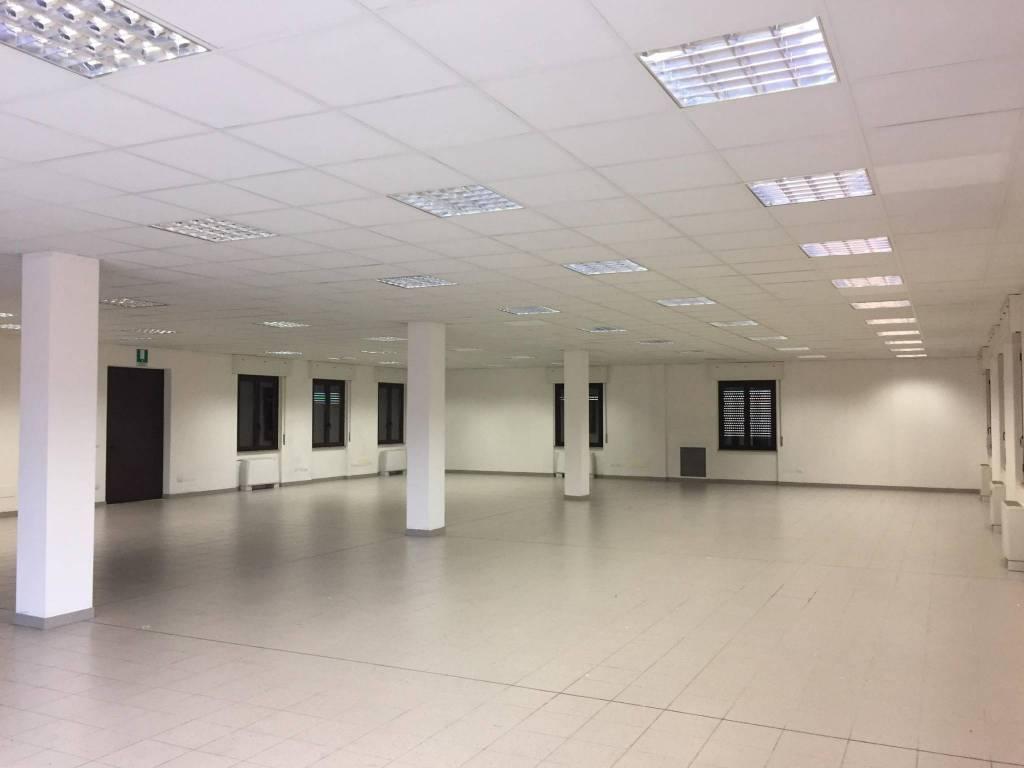 Assago - ufficio in affitto mq 350 - STUDIONET
