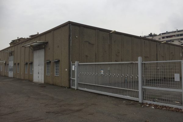 Pieve Emanuele (MI) Affittasi capannone con ampio cortile
