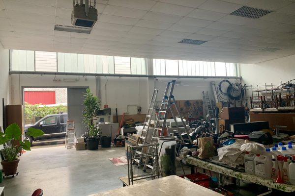 Buccinasco (MI) Affittasi capannone di mq.350