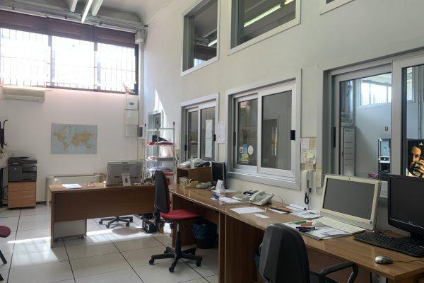 Buccinasco (MI) Affittasi capannone mq. 1140