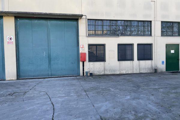 Pieve Emanuele (MI) affittasi Capannone